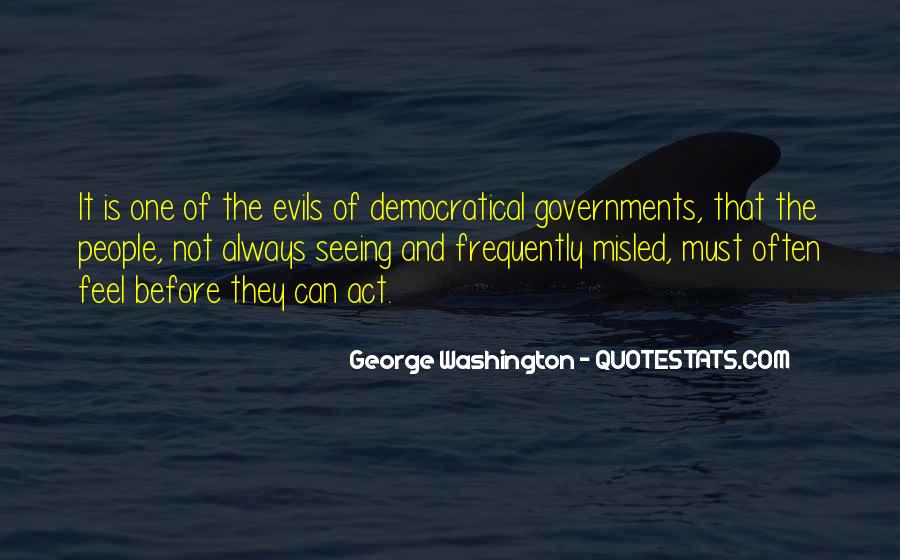 Quotes About Seeing Evil And Doing Nothing #1634897