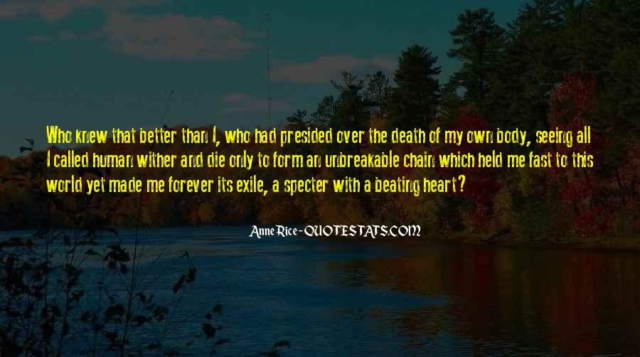 Quotes About Seeing Death #1498074