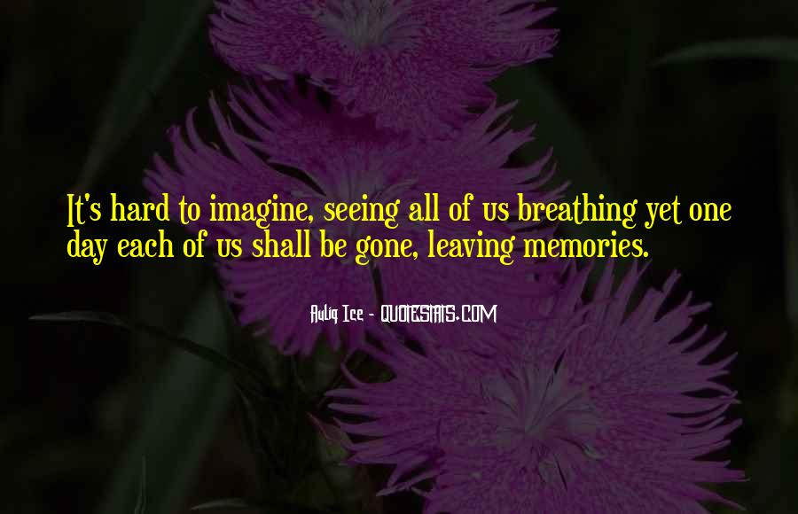 Quotes About Seeing Death #1595634