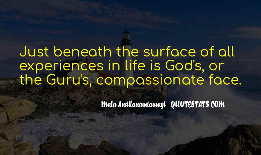 Quotes About Beneath The Surface #422190