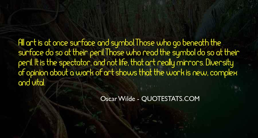 Quotes About Beneath The Surface #437978