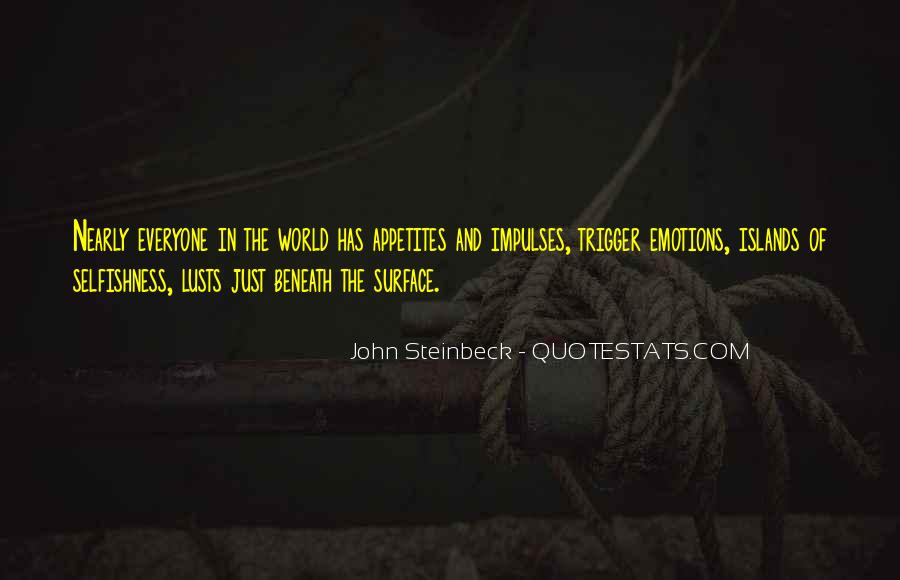 Quotes About Beneath The Surface #621862