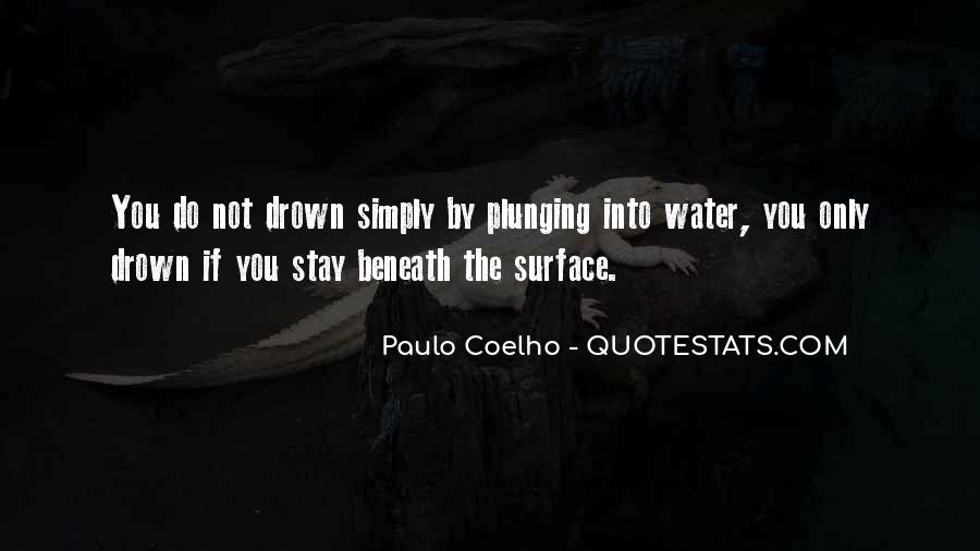 Quotes About Beneath The Surface #649849