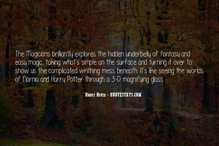 Quotes About Beneath The Surface #723003