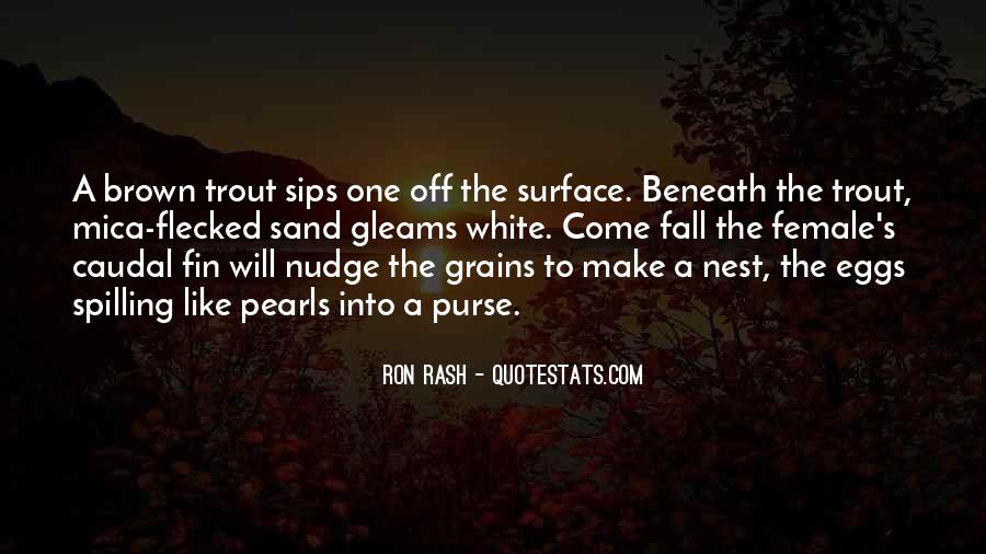 Quotes About Beneath The Surface #79837