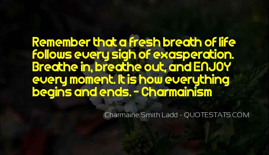 Quotes About Exasperation #1833506