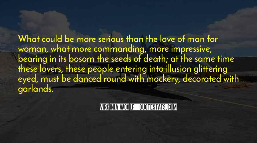 Quotes About Seeds Of Love #1076336