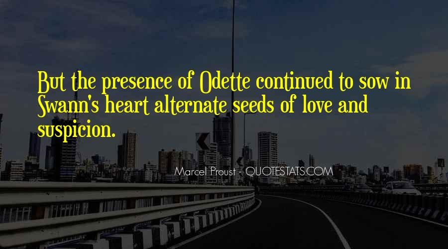Quotes About Seeds Of Love #1186922