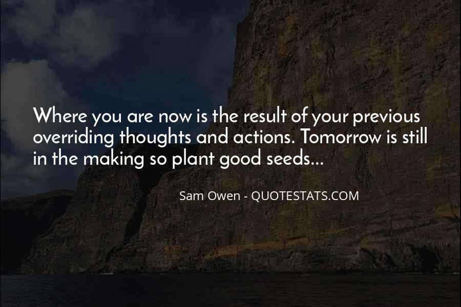 Quotes About Seed Sowing #1876771
