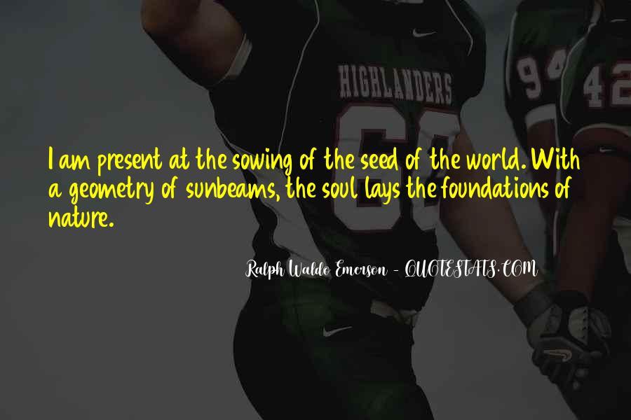 Quotes About Seed Sowing #457770