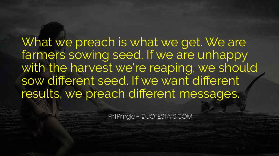 Quotes About Seed Sowing #535012