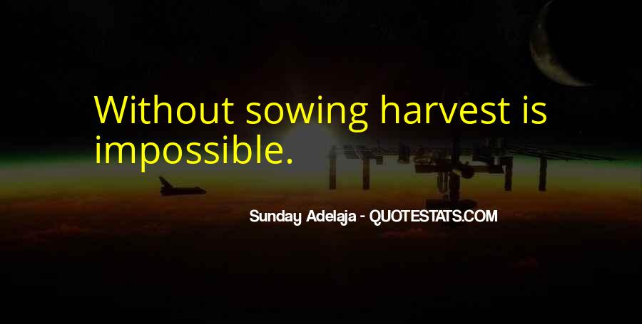 Quotes About Seed Sowing #881762