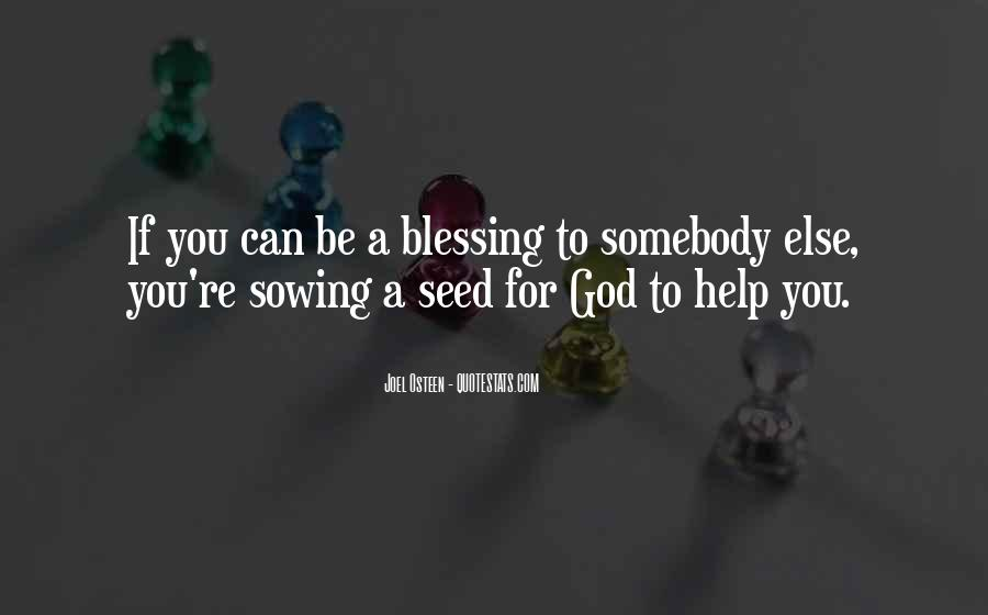 Quotes About Seed Sowing #911921