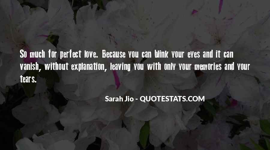 Quotes About Love Without You #134228