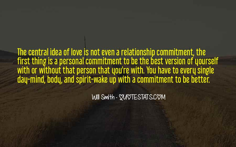 Quotes About Love Without You #26959