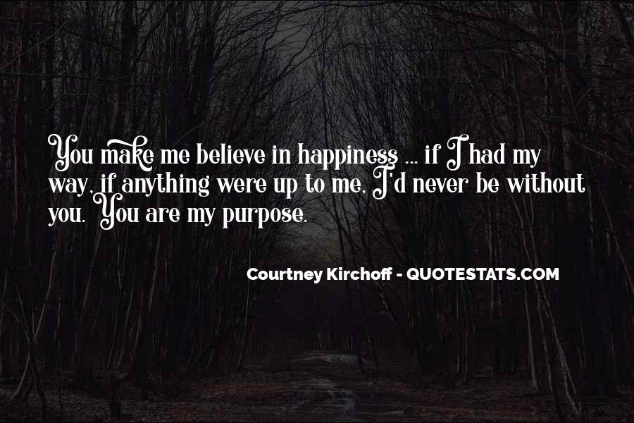 Quotes About Love Without You #91302