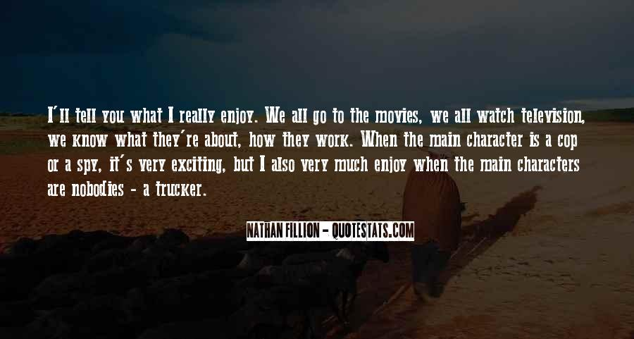 Quotes About Exciting Things To Come #25068