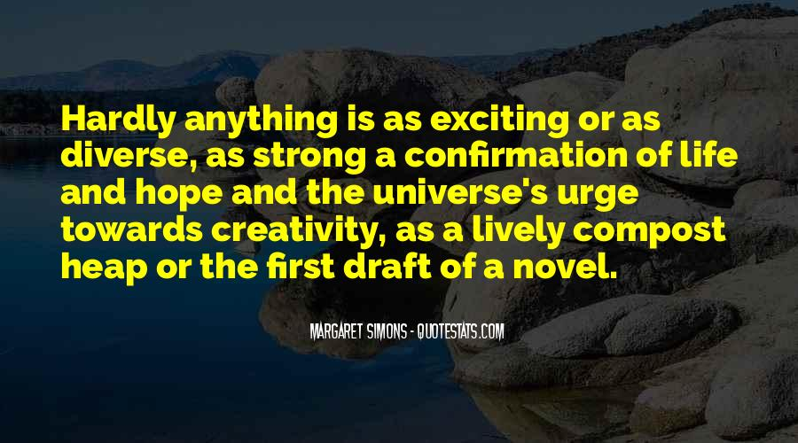 Quotes About Exciting Things To Come #26101