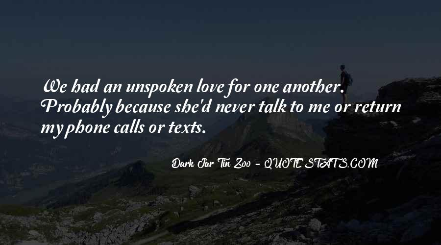 Quotes About Phone Communication #1060747