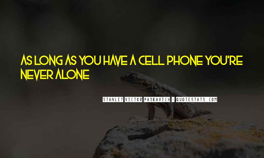 Quotes About Phone Communication #162228