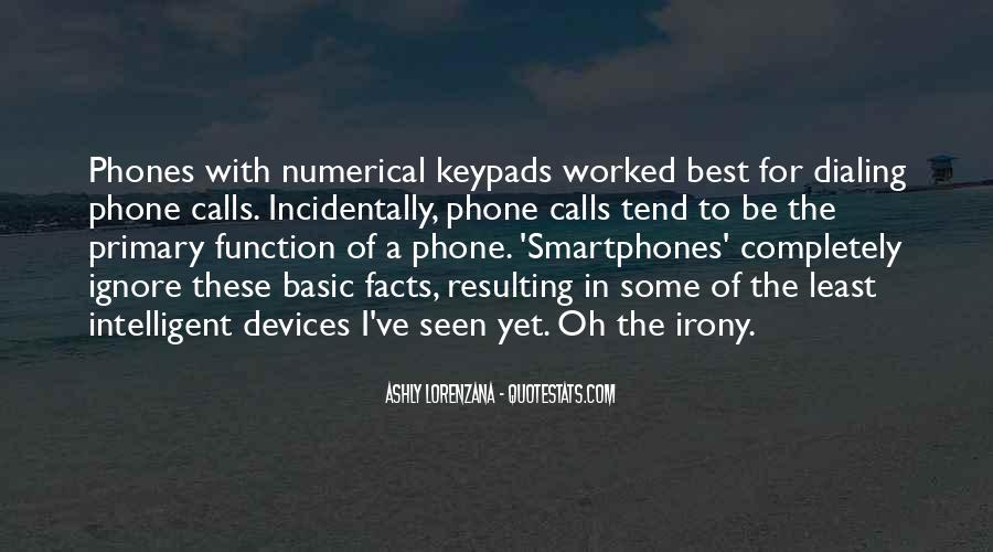 Quotes About Phone Communication #1702311