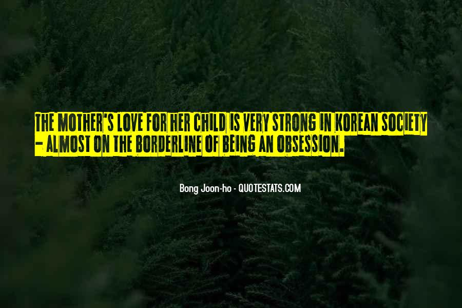 Quotes About Mother S Love #118842