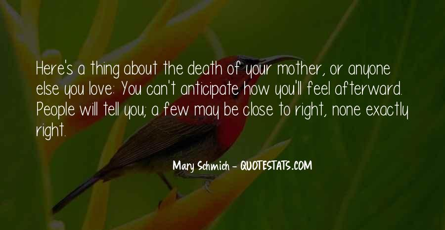 Quotes About Mother S Love #120475