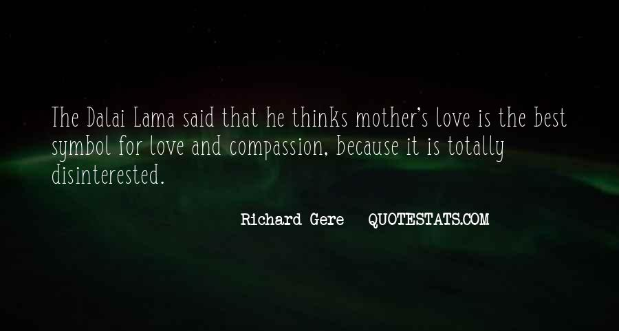 Quotes About Mother S Love #150871