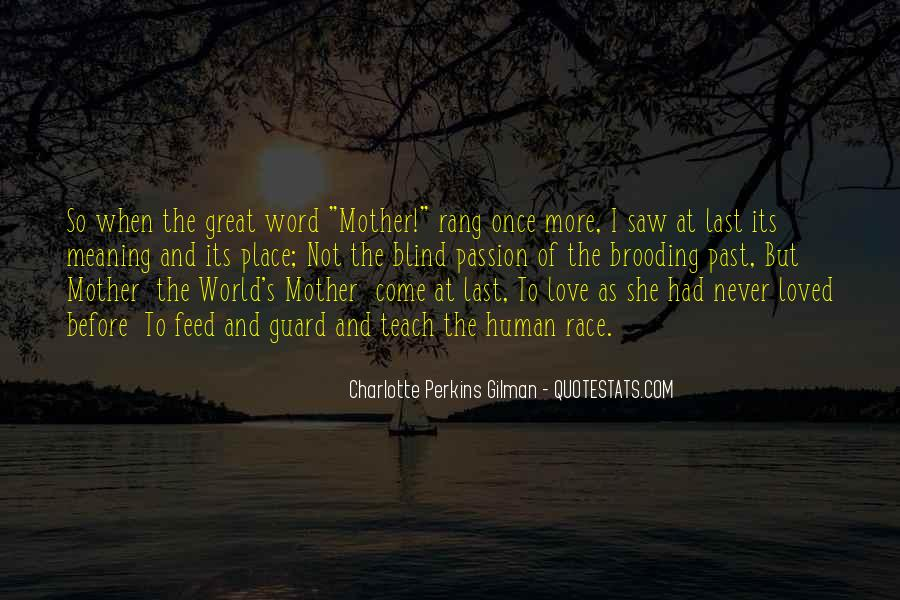 Quotes About Mother S Love #176920