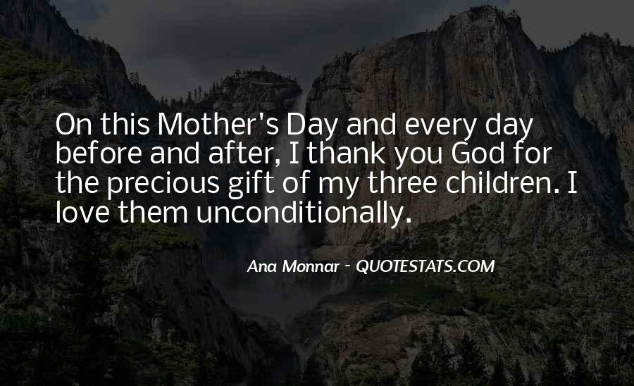 Quotes About Mother S Love #282441