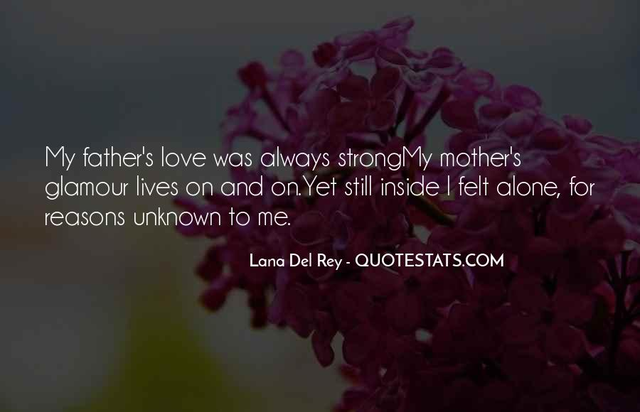 Quotes About Mother S Love #323835
