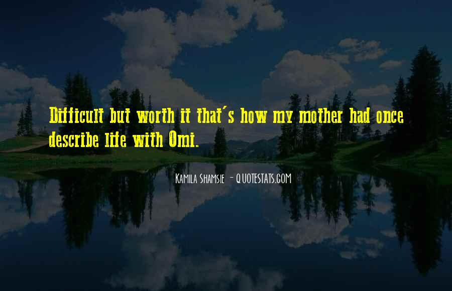 Quotes About Mother S Love #371230