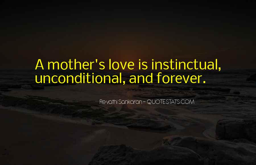 Quotes About Mother S Love #55264