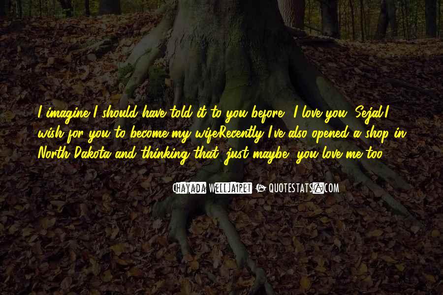Quotes About Short Romances #1358331