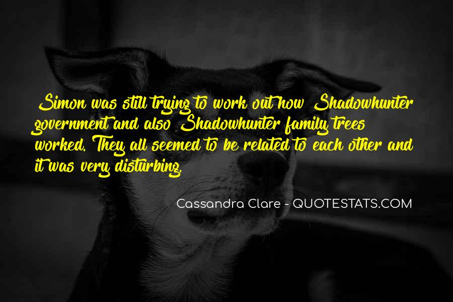 Quotes About Work Over Family #22070