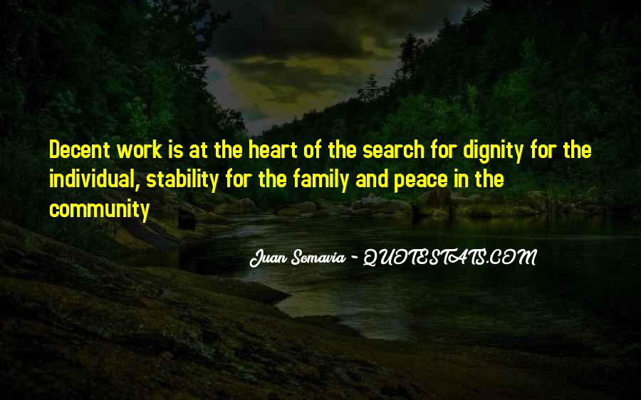 Quotes About Work Over Family #50752