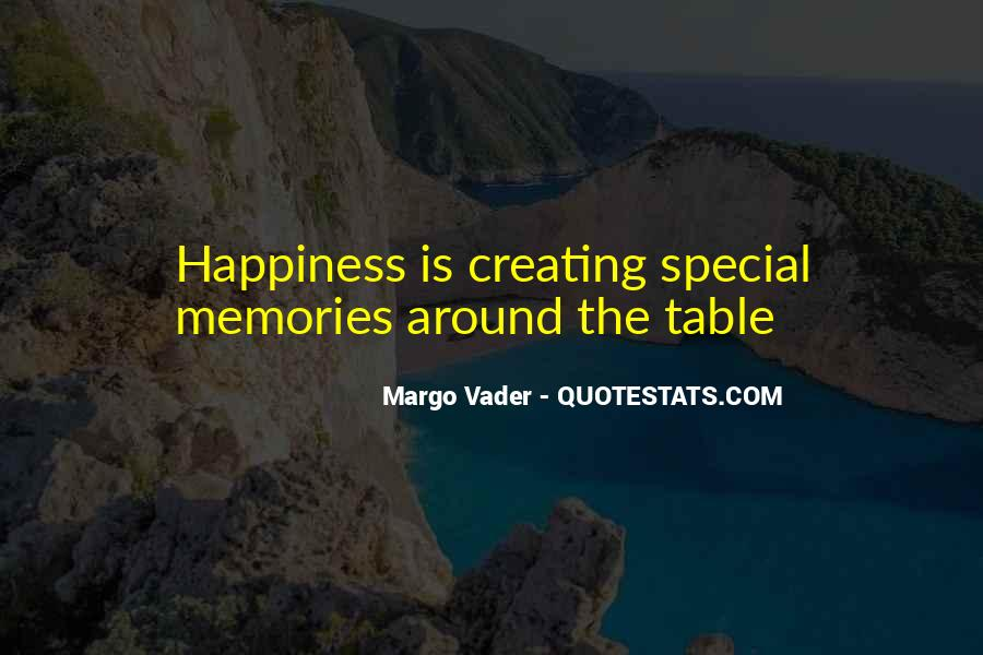 Quotes About Creating Your Own Happiness #268175