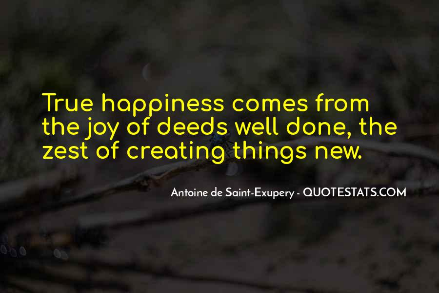 Quotes About Creating Your Own Happiness #793881