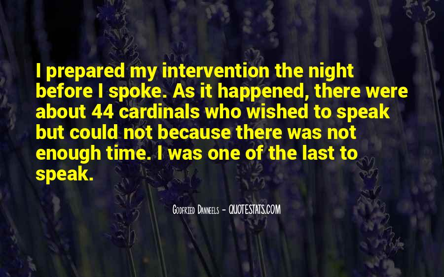 Quotes About What Happened Last Night #1445381