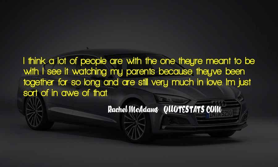 Quotes About Parents Love #100801