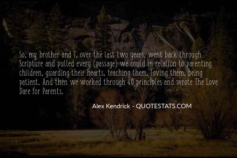Quotes About Parents Love #115464