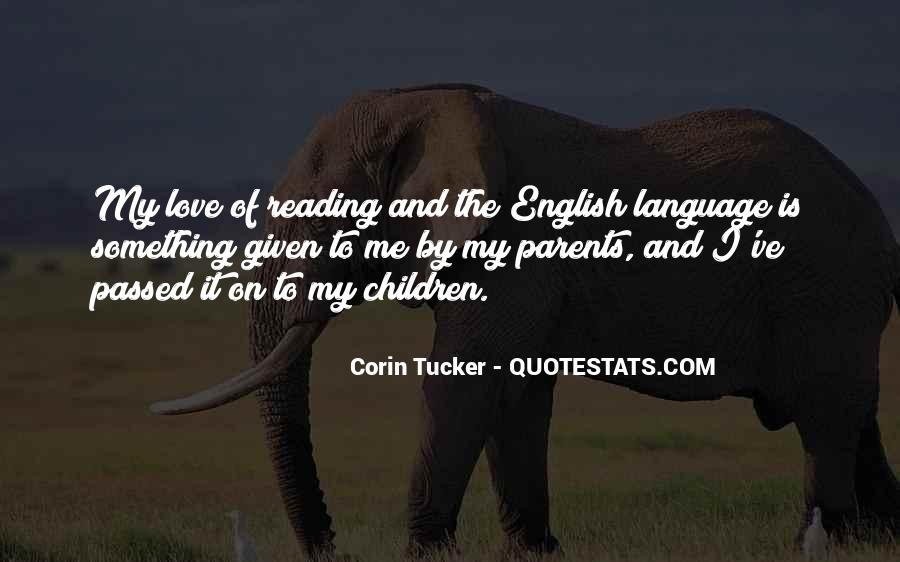 Quotes About Parents Love #12194