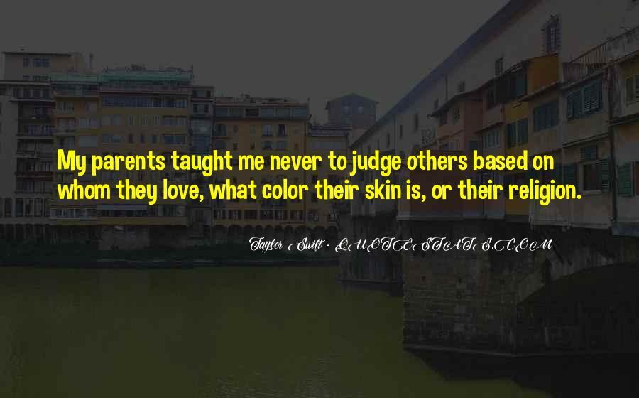 Quotes About Parents Love #139891