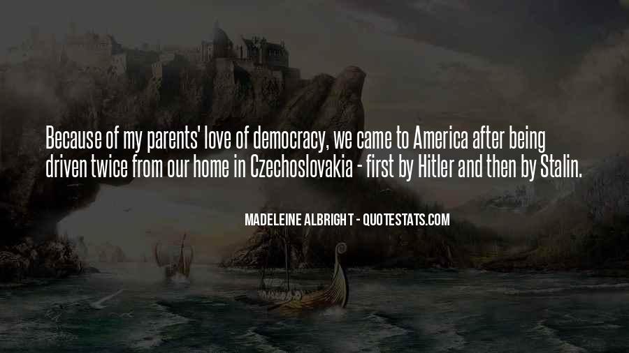 Quotes About Parents Love #167100