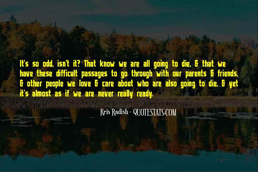 Quotes About Parents Love #173225