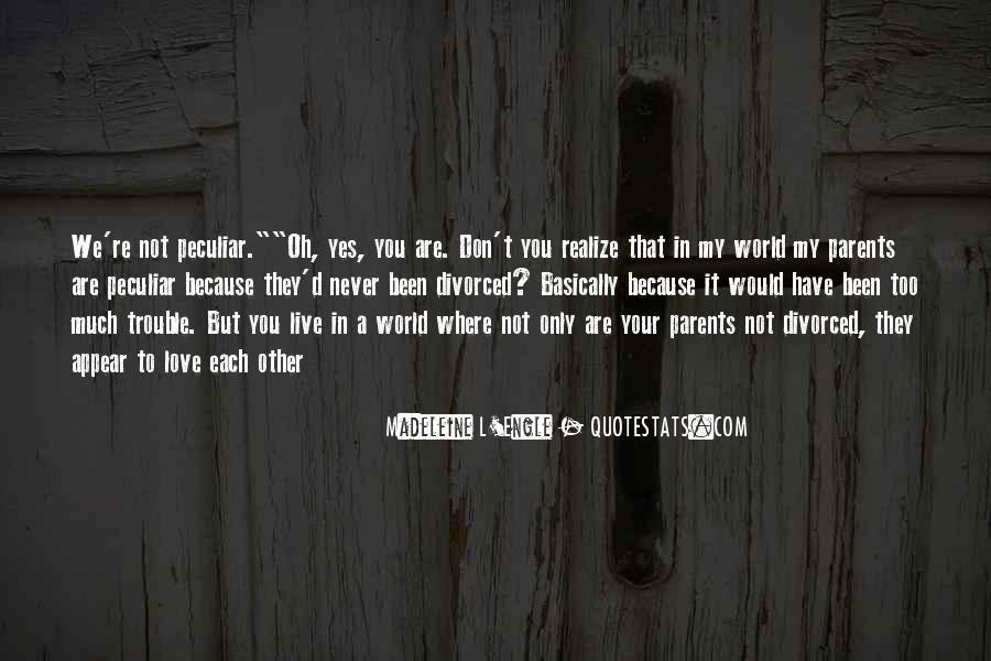 Quotes About Parents Love #201190