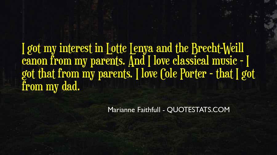 Quotes About Parents Love #226097