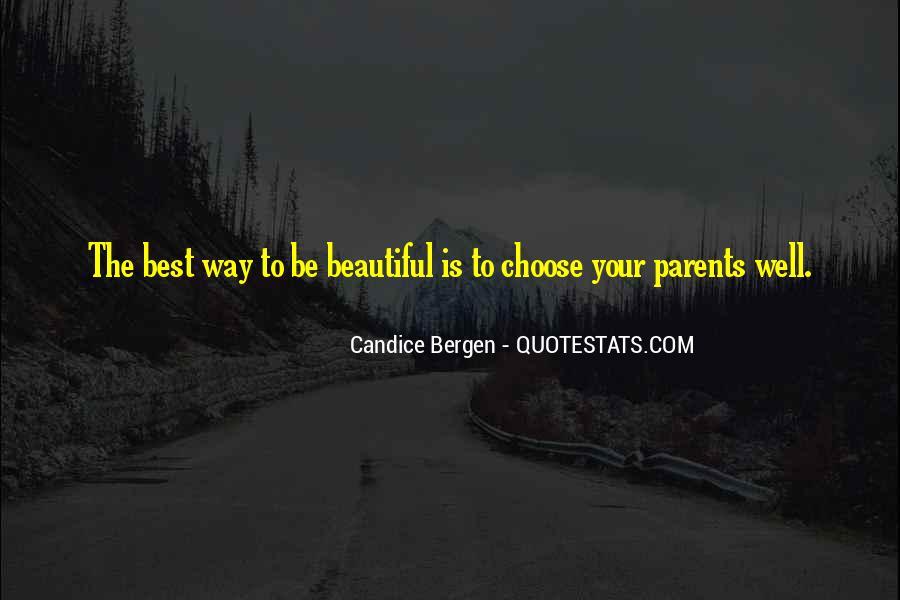 Quotes About Parents Love #229979