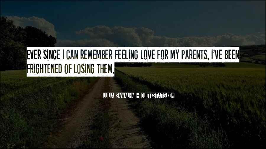 Quotes About Parents Love #232234
