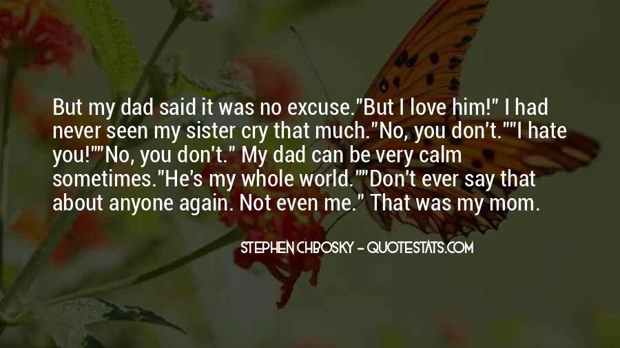 Quotes About Parents Love #238444